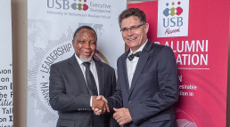 USB-Kgalema Leadership Lecture Series 2019