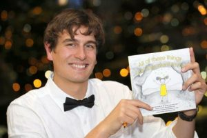 SA's first children's book on ADHD launched