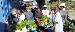 Township entrepreneurs fighting hunger in communities