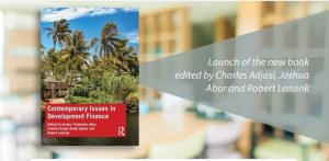 Prof Charles Adjasi's new book Contemporary Issues in Development Finance